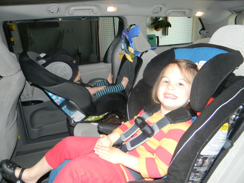 When Is Your Child Too Big For A Front Facing Car SeatMom It Forward