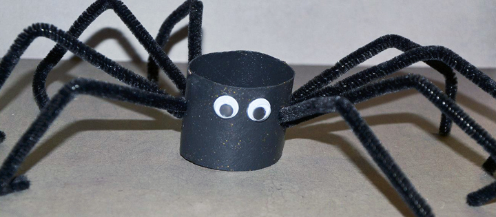 Kids Craft How To Make Toilet Paper Roll Spidermom It Forward