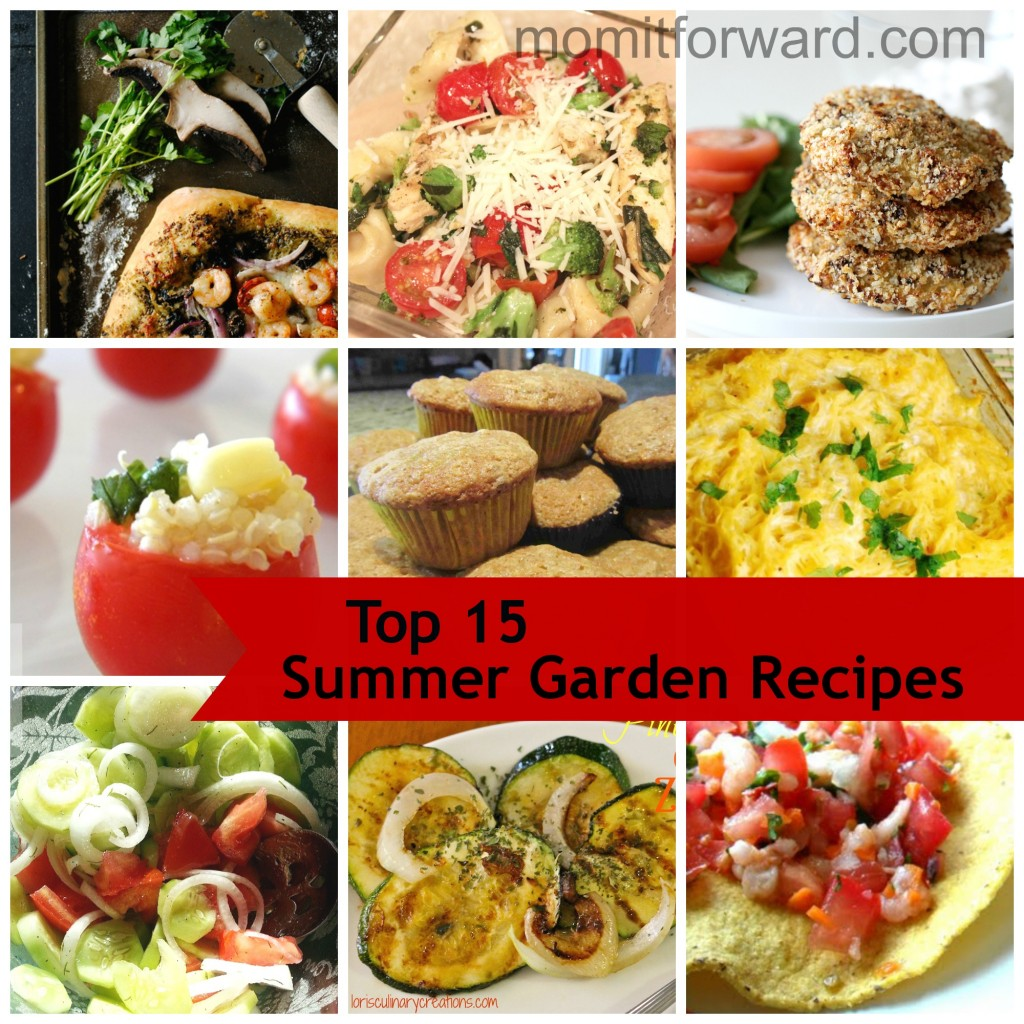 Summer Garden Recipes