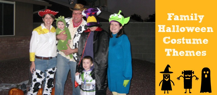 MIF Family Halloween Costume Themes