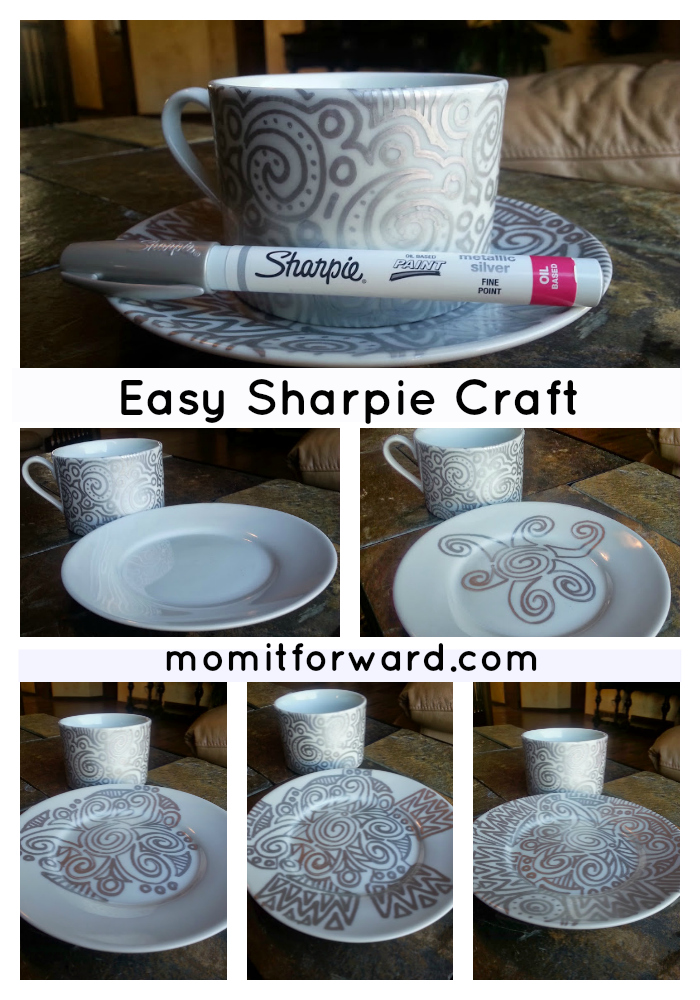 Easy Sharpie Craft