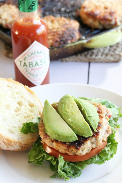 Delicious Bacon Ranch Chicken Burger Will Make Avocado Appetizer Recipe