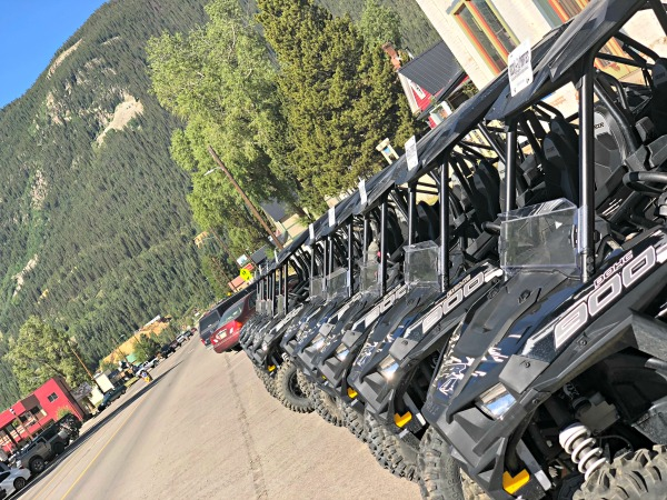 Rock Pirates Backcountry Tours Polaris Adventures RZR